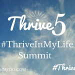 Thrive5 in celebration of Thrive Summit Workshops