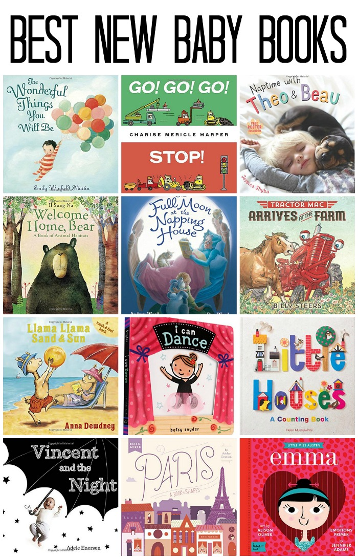 Best New Baby Books of 2015   Mommy Evolution