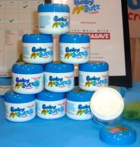 Baby Butz bum cream