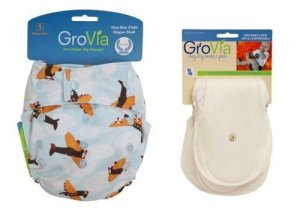 GroVia diaper