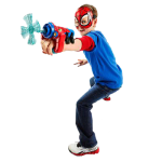 Marvel Spider-Man Adventures Playskool Heroes Spider-Man Web-Slinger & Mask Set