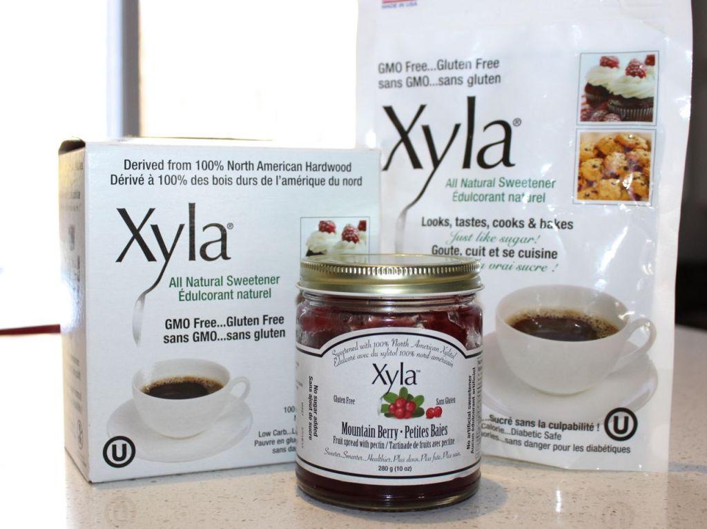 Xyla no-sugar jam