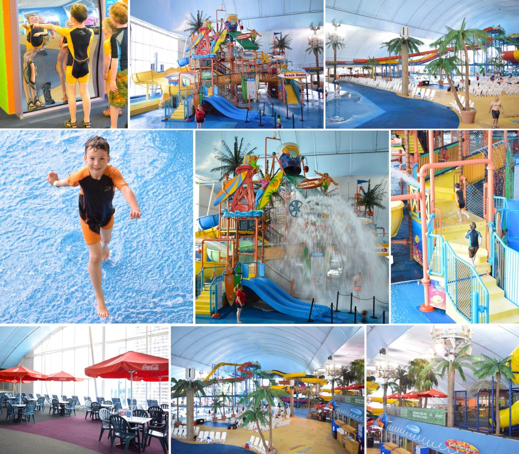 Falls Avenue Resort - waterpark