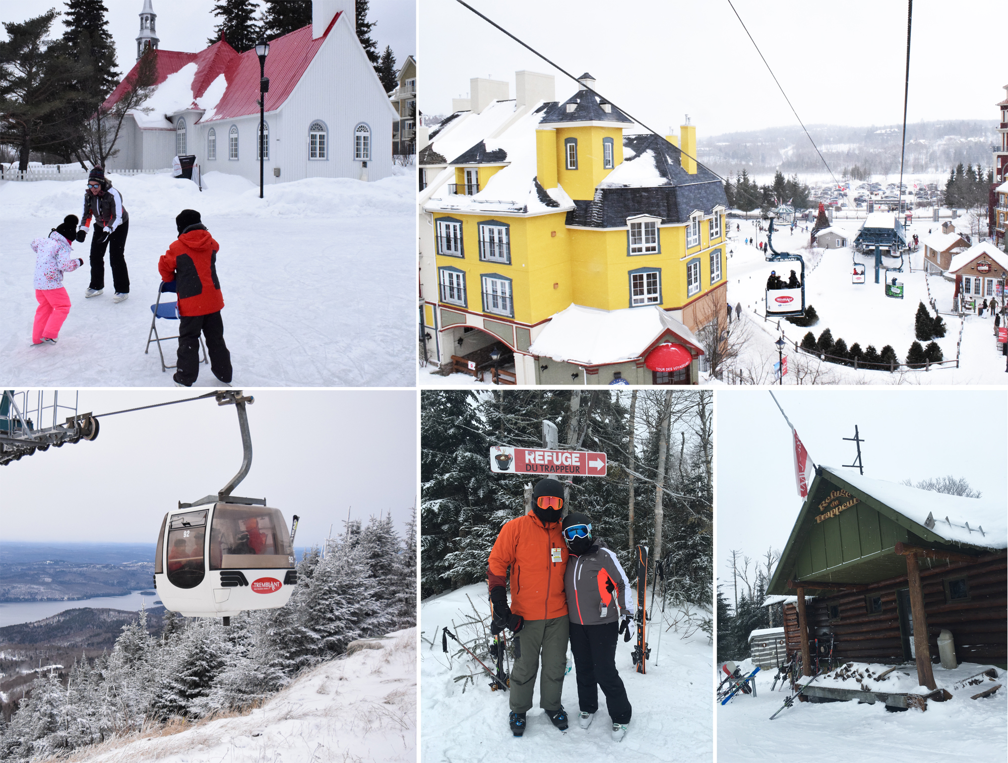 Free Mont-Tremblant activities
