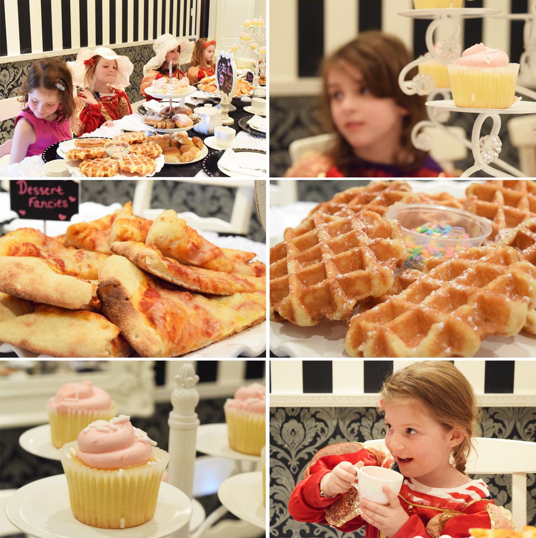 Petite & Posh Tea Party