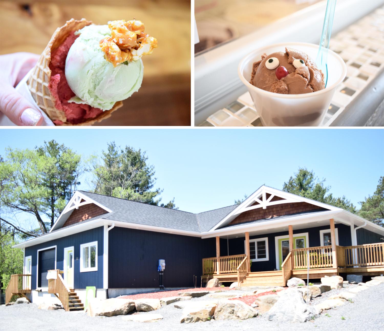 Belly Ice Cream - Huntsville