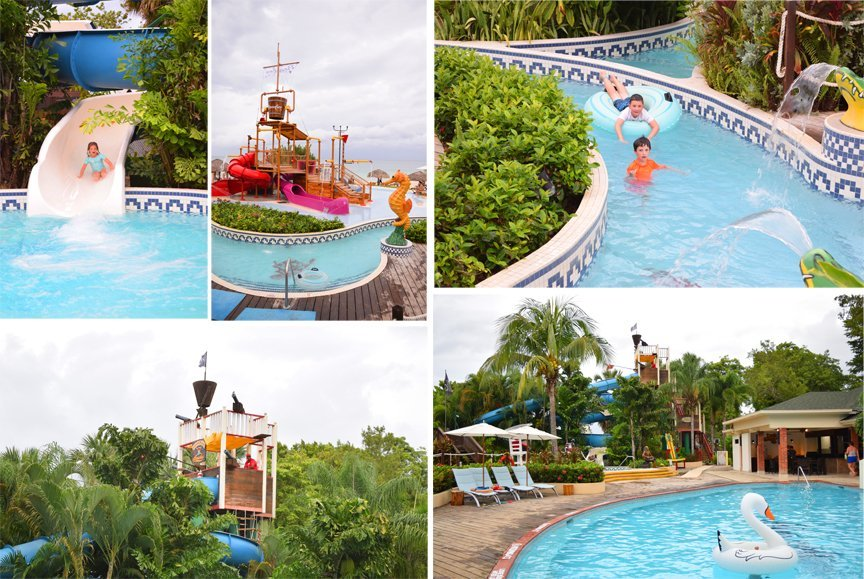 Beaches Negril waterpark