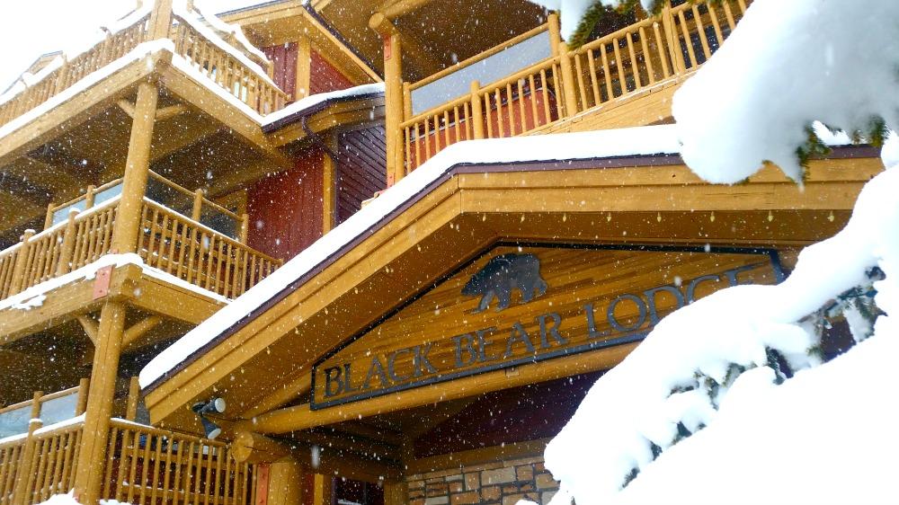 Black Bear Lodge in Park City, Utah