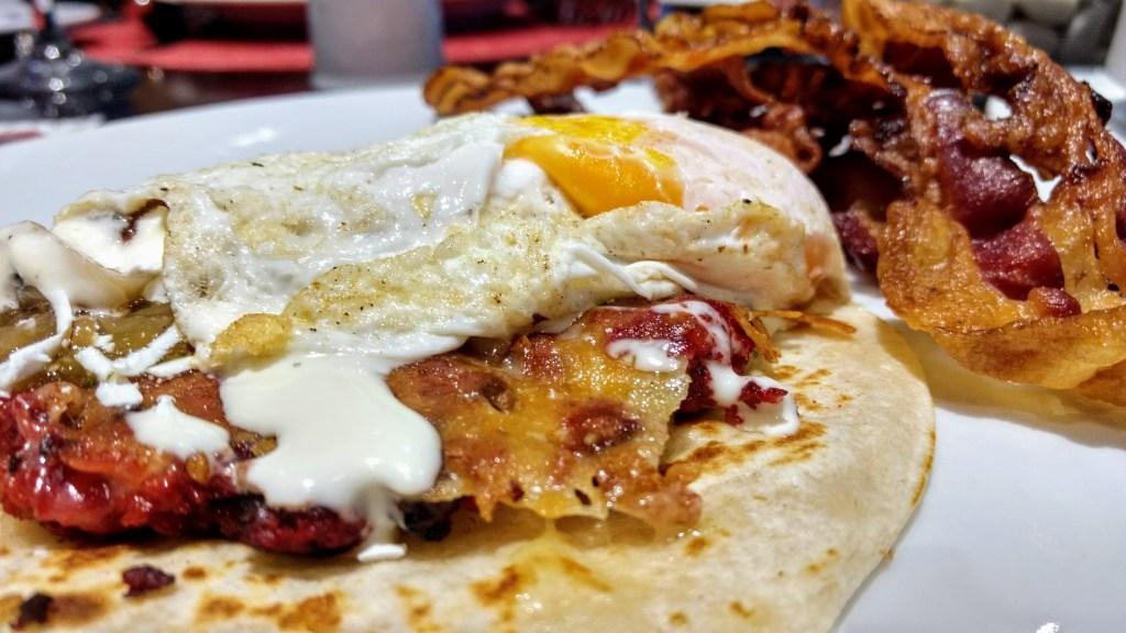 Breakfast at Zen Hard Rock Cancun