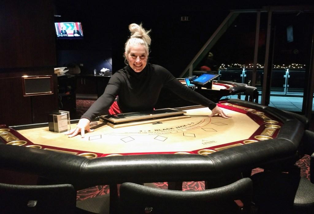 Private gambling Casino Tremblant lounge