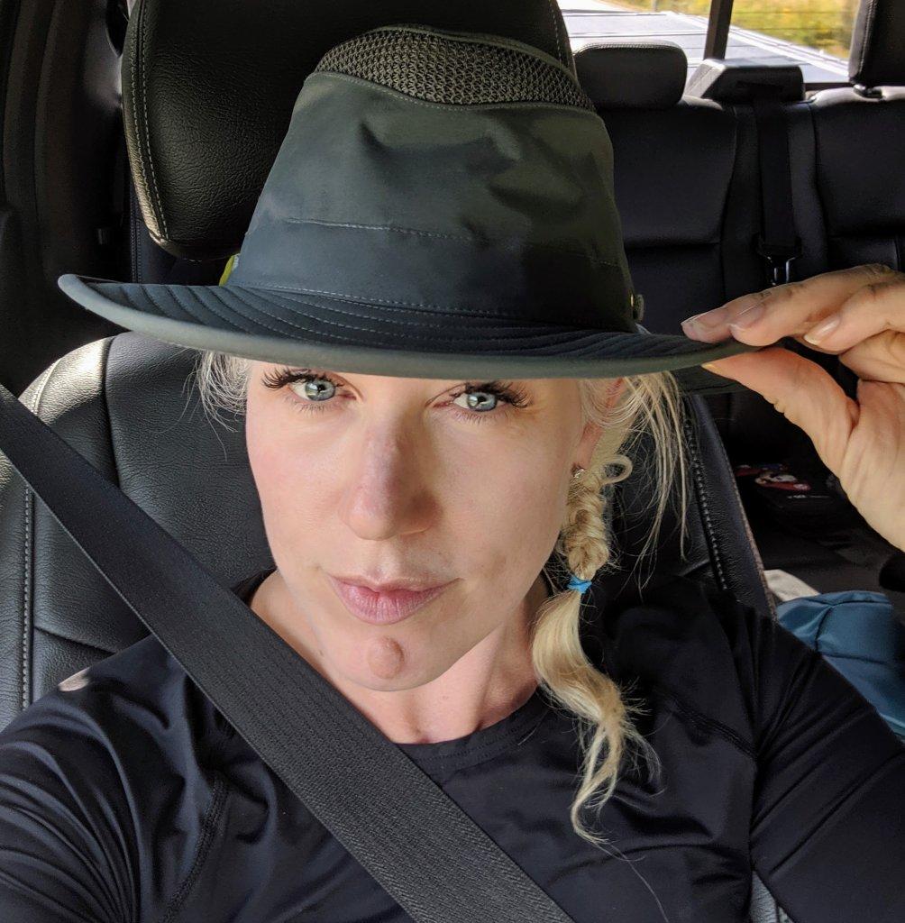 TM6 AIRFLO Hat in Blue Spruce