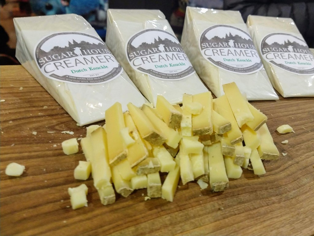 Dutch Knuckle Cheese NY