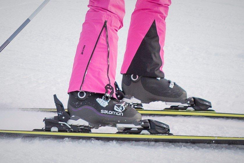 best custom fit ski boots