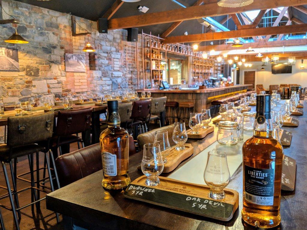 dublin liberties distillery tours