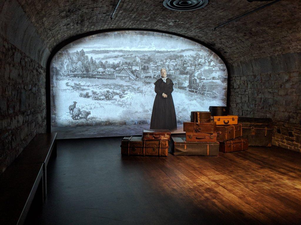 epic museum dublin reviews