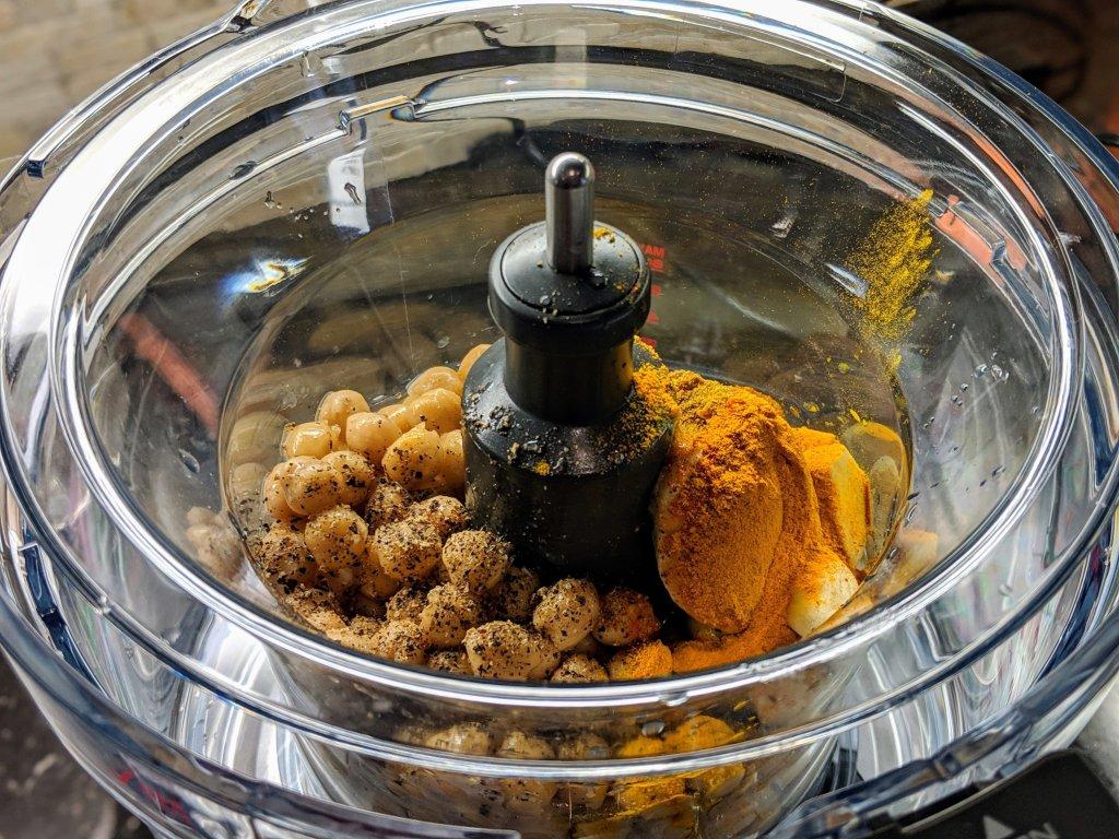 best food processor hummus recipe