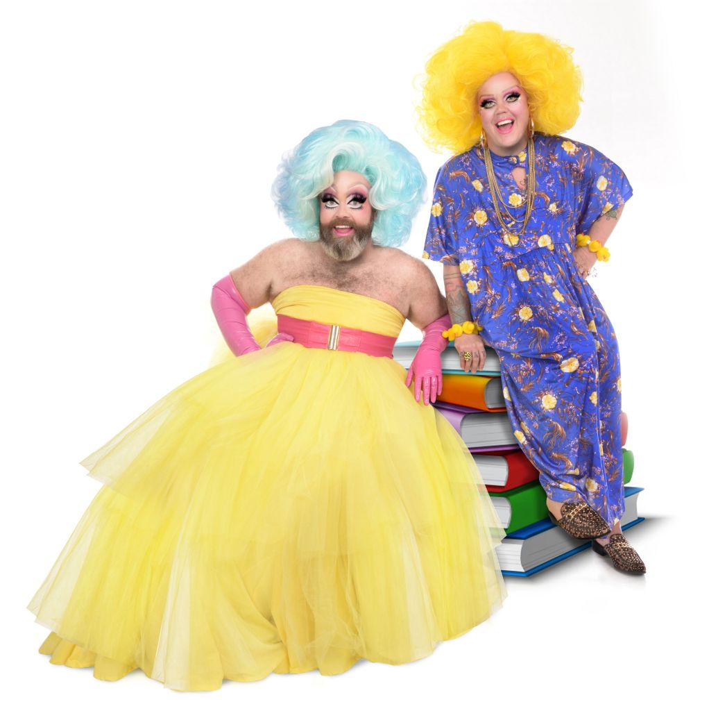 reading with drag queens toronto