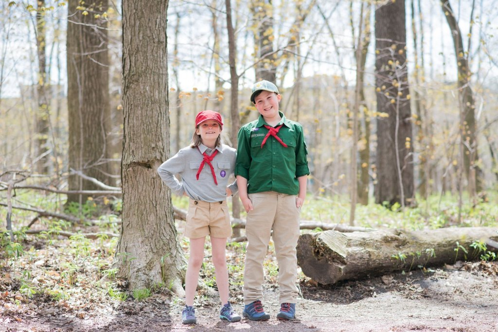 what ages for Scout groups