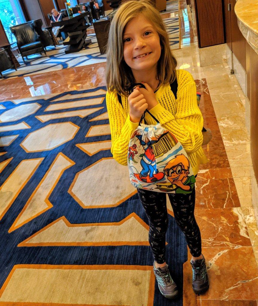 kid-friendly hotels in Chicago
