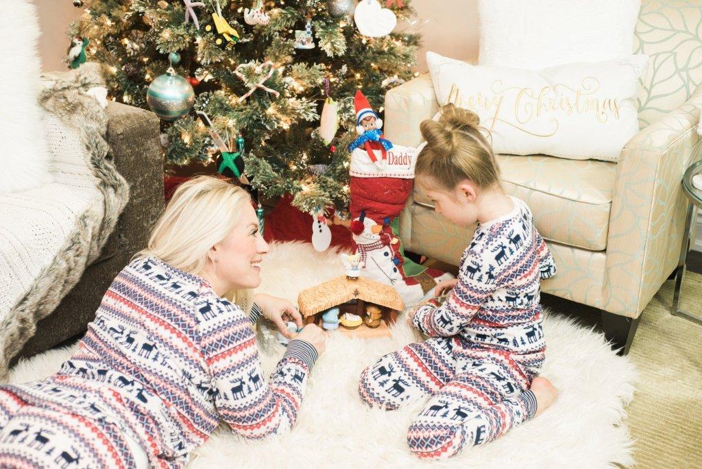 mommy and me pyjamas