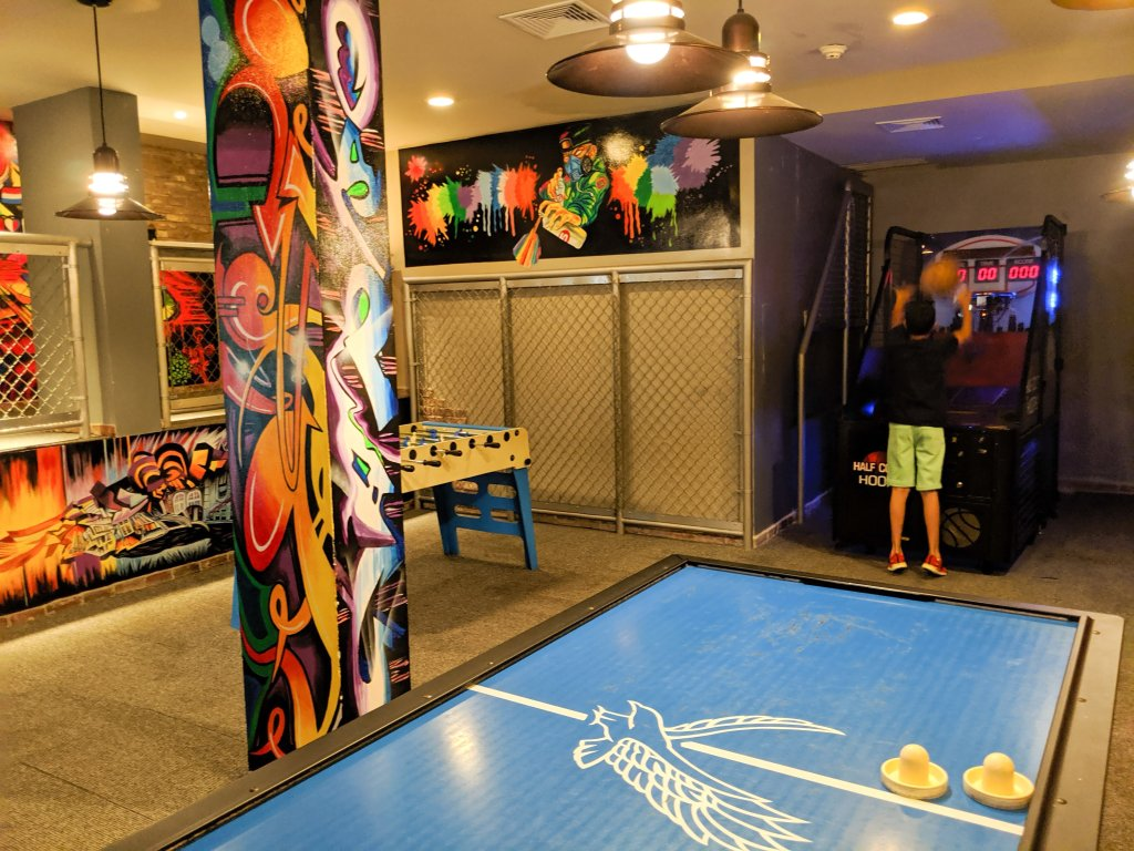beaches ocho rios teen lounge