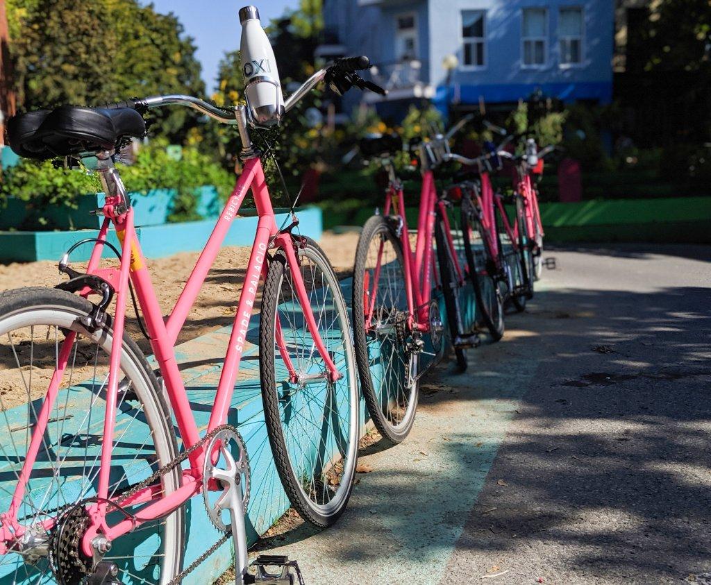 bike tours montreal