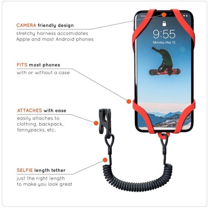 koala phone harness