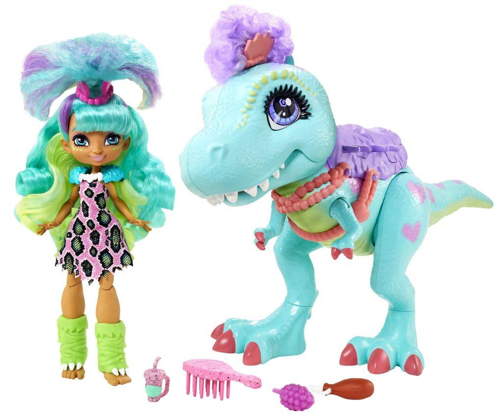 Cave Club Dino/Doll