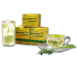 Have a warm, aromatic, and healthy cup of all-natural Moringa Tea infused with Pandan