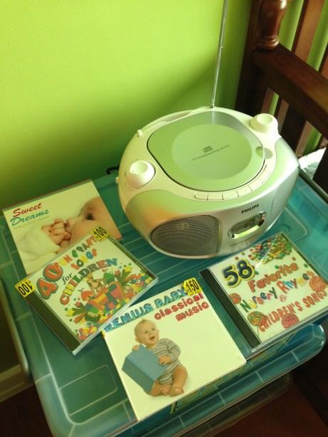Nursery Rhyme CDs