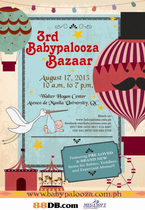Babypalooza's 3rd Run