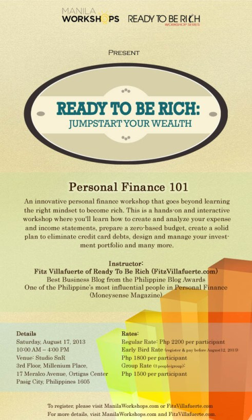 Achieve Financial Freedom: Personal Finance 101 Workshop