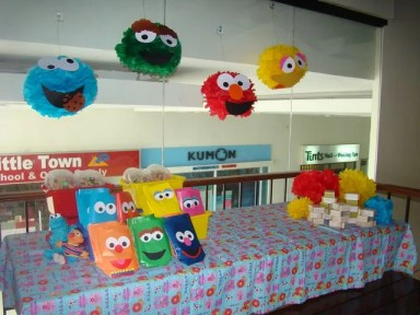 Sesame Street Party 0005
