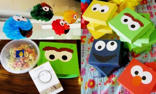 Sesame Street Party 0011