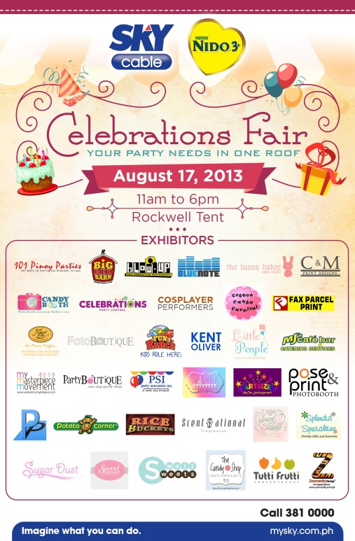 CelebrationsFair - exhibitors edition