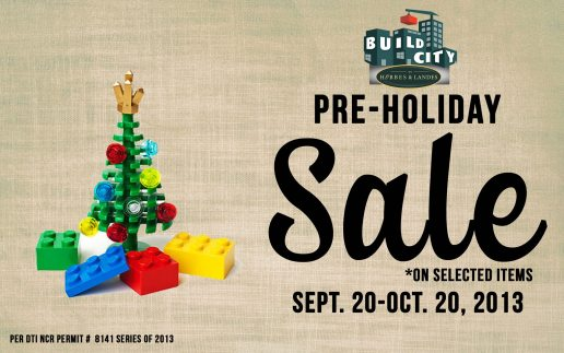 Build City Sale