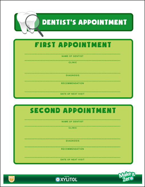 Dentist Appointment Guide
