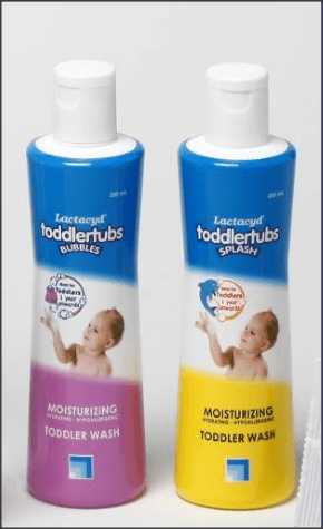 Lactacyd toddler tubs