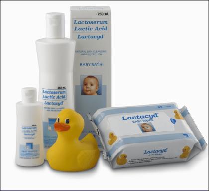 Lactacyd Baby Bath