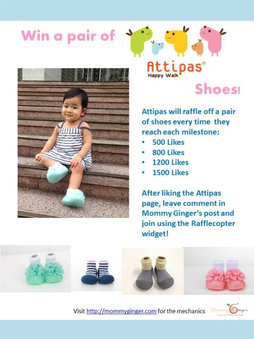 Attipas Giveaway