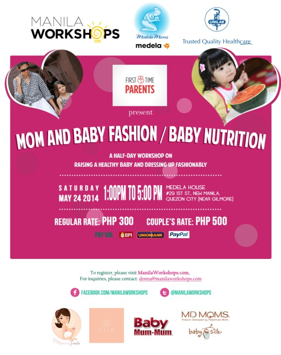 Mom and Baby Fashion / Baby Nutrition