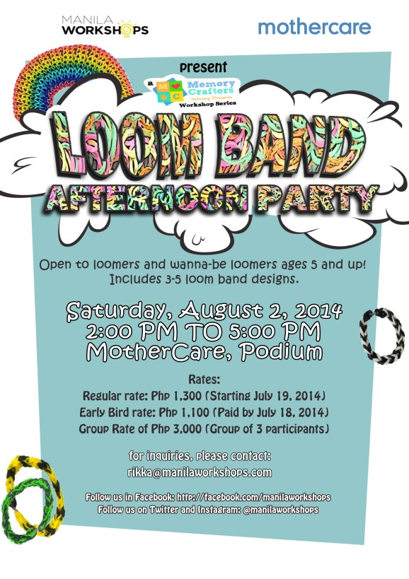 Loom Band Workshop