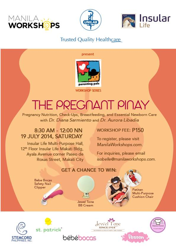the pregnant pinay - poster
