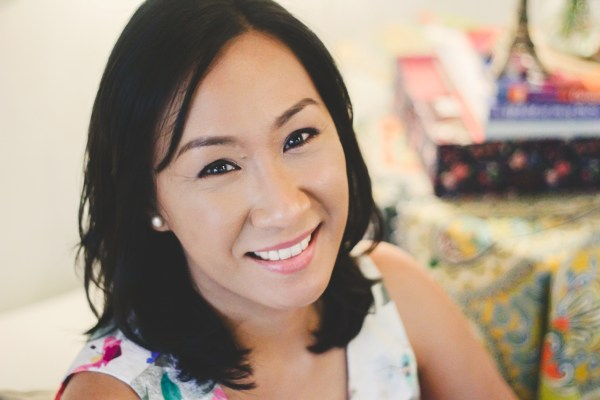 Mompreneur Martine De Luna of Make it Blissful