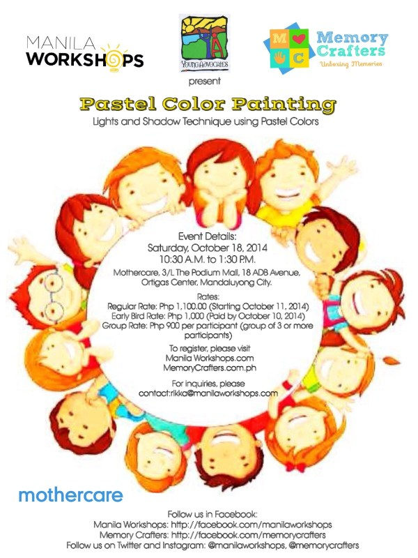 Pastel Color Painting Workshop