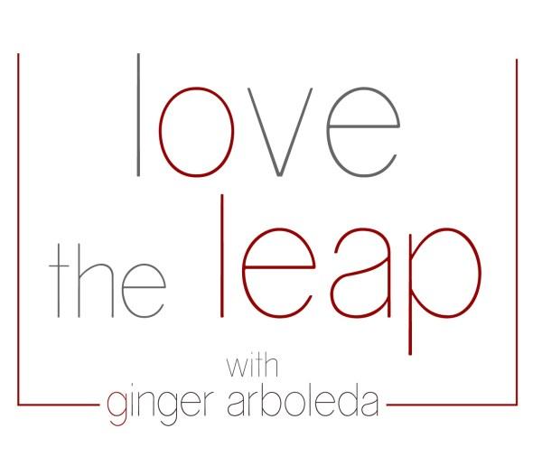 Love the Leap Logo