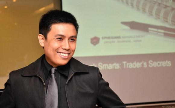 Marvin Germo, The Stock Smarts Guy himself *source: MarvinGermo.com