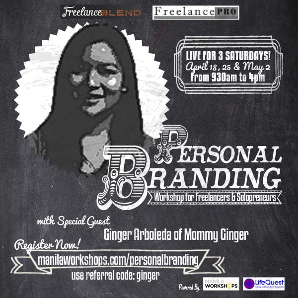 Let's Talk about Personal Branding!