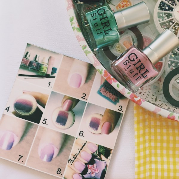 Girl Stuff Nail Polish 4