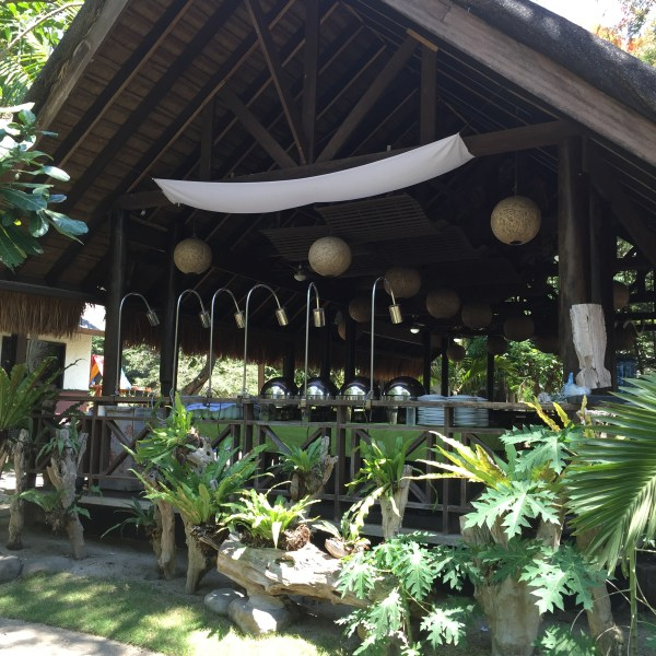 Sabangan's Food Area